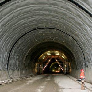 Тоннельная гидроизоляция